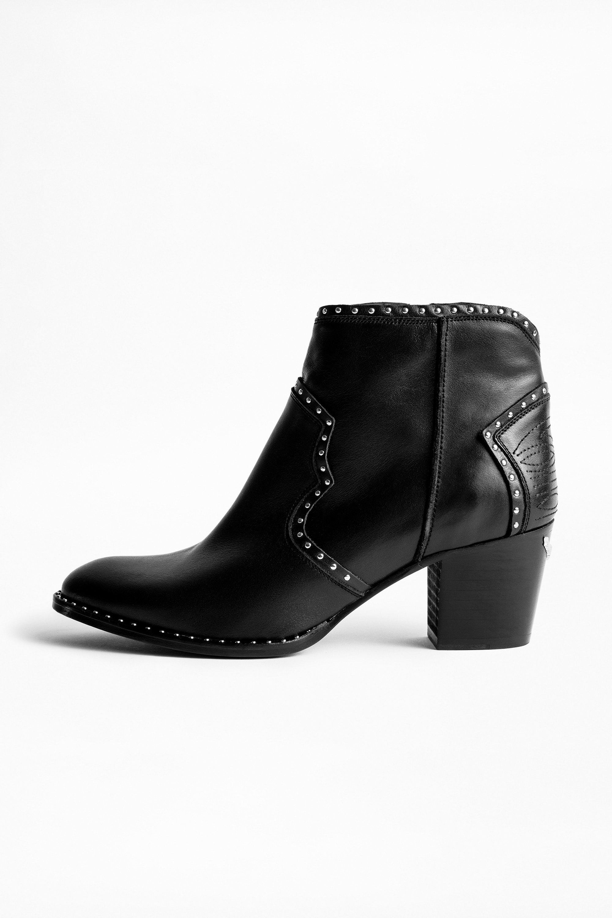 Bottines Molly Studs