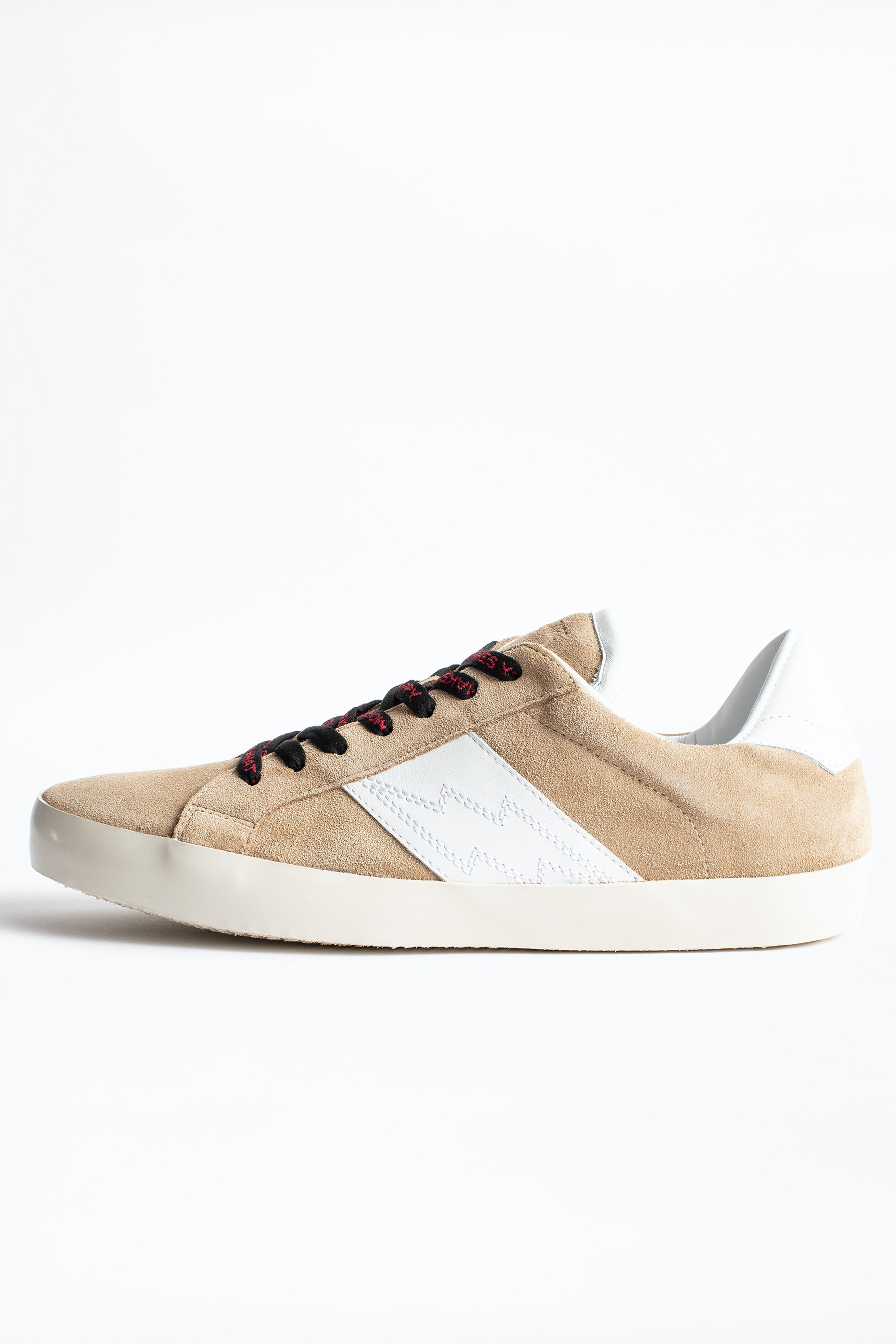 Sneakers Zadig Patch Suede Men