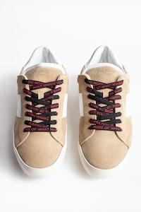 Sneakers Zadig Patch Suede Men