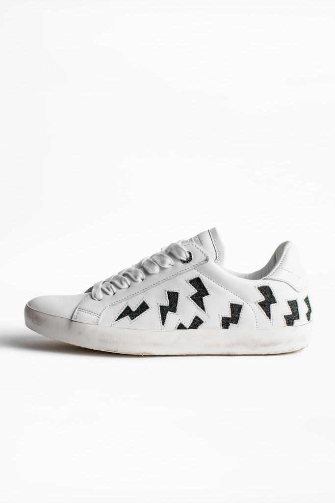 Sneakers Zadig Flash Lurex