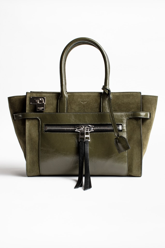 Sac Candide Medium Zip