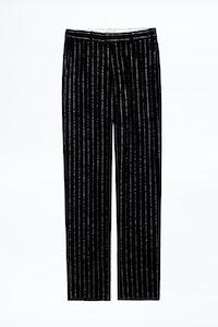 Peter Velvet Pants