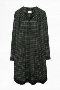 Robe Reck Carreaux