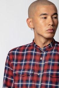 Torrol Check Grunge Shirt