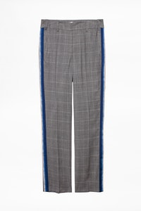 Pantalon Posh Check