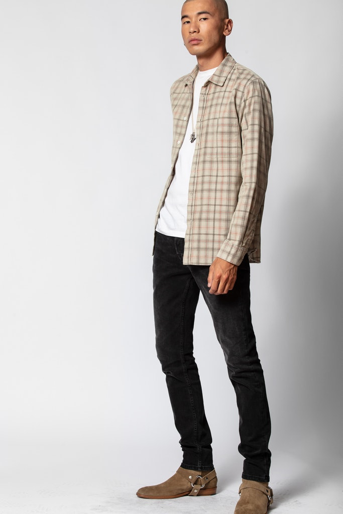 Chemise Saly Check