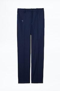 Pantalon Pomelo Strass