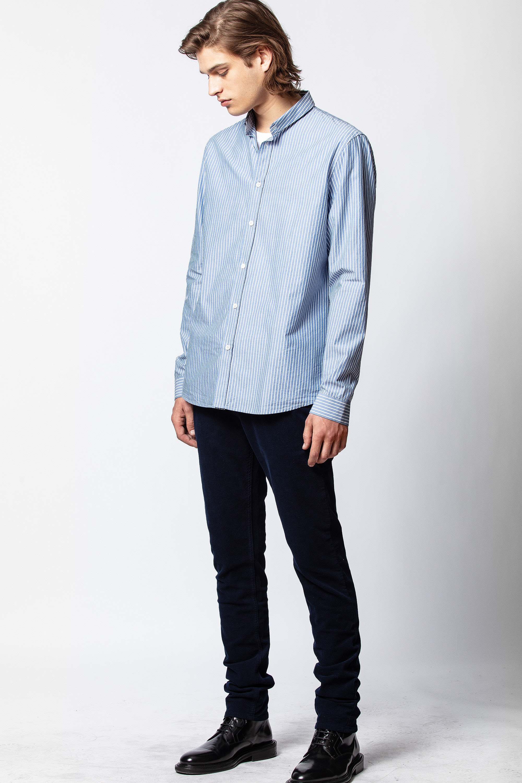 Saly Rayé Shirt