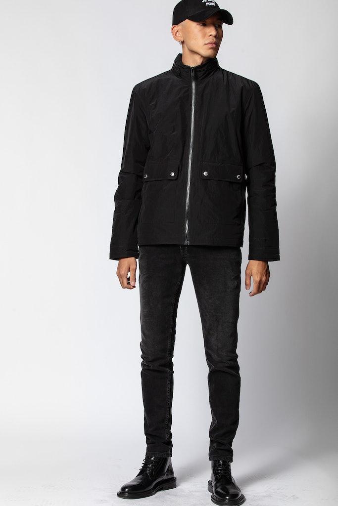Beth Crinkle Jacket