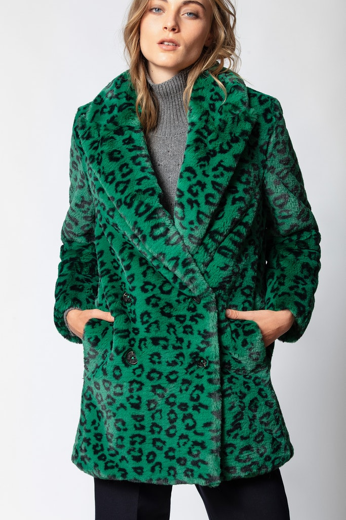 Motty Leo Coat