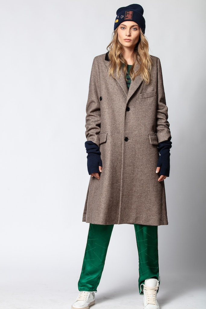 Mad Chine Coat