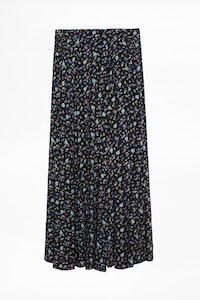 Joyo Mini Print Season Skirt
