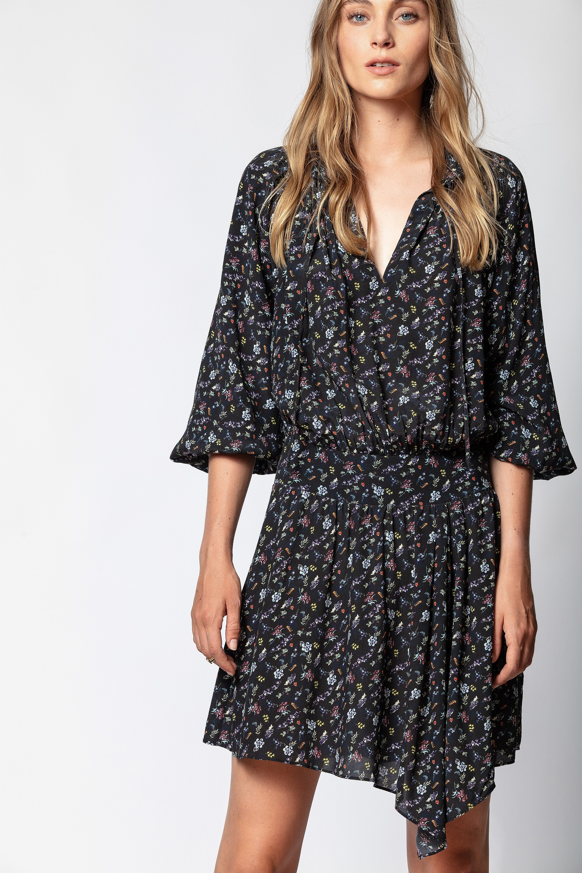 Vestido Right Mini Print Season