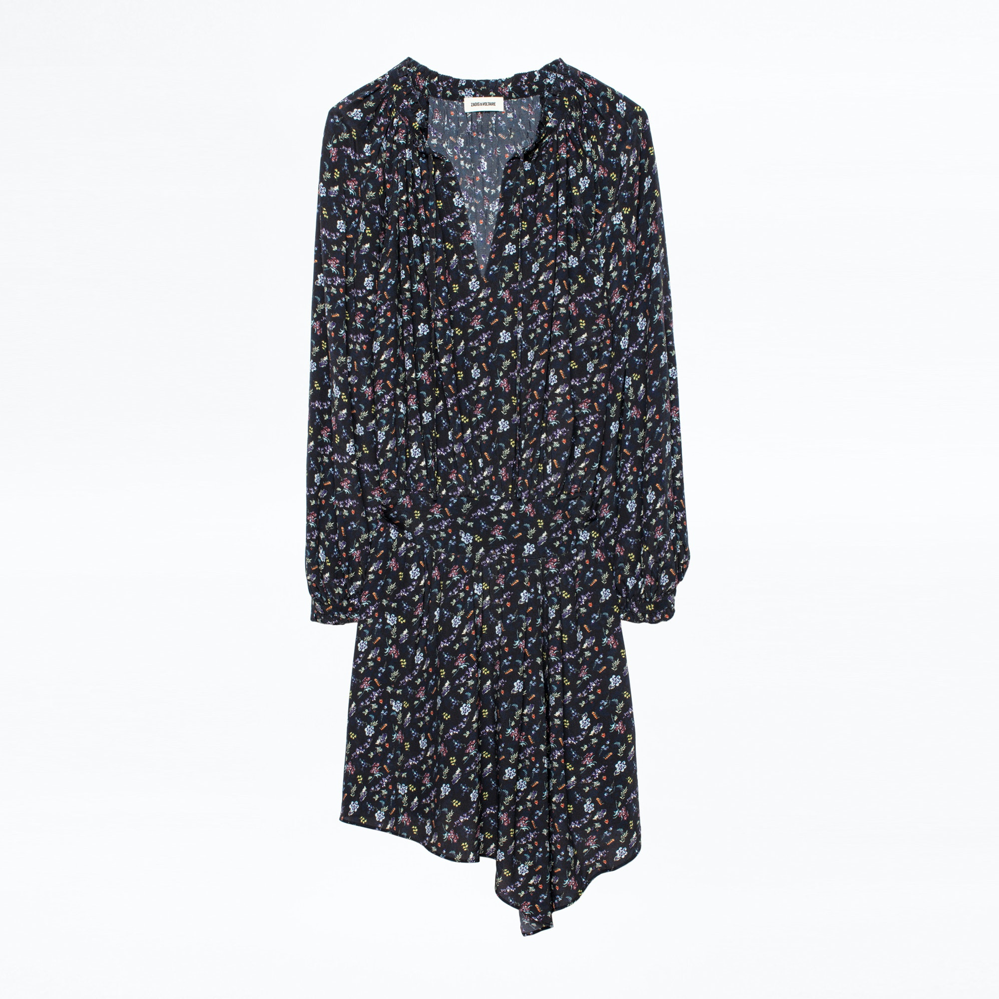 Robe Right Mini Print Season - Taille L  - Zadig & Voltaire - Modalova