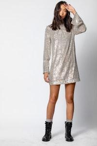 Rumer Sequin Dress