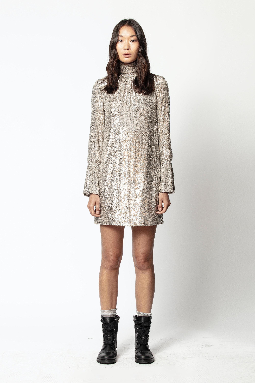 Kleid Rumer Pailletten