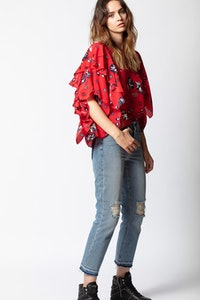 Blouse Tap Daisy