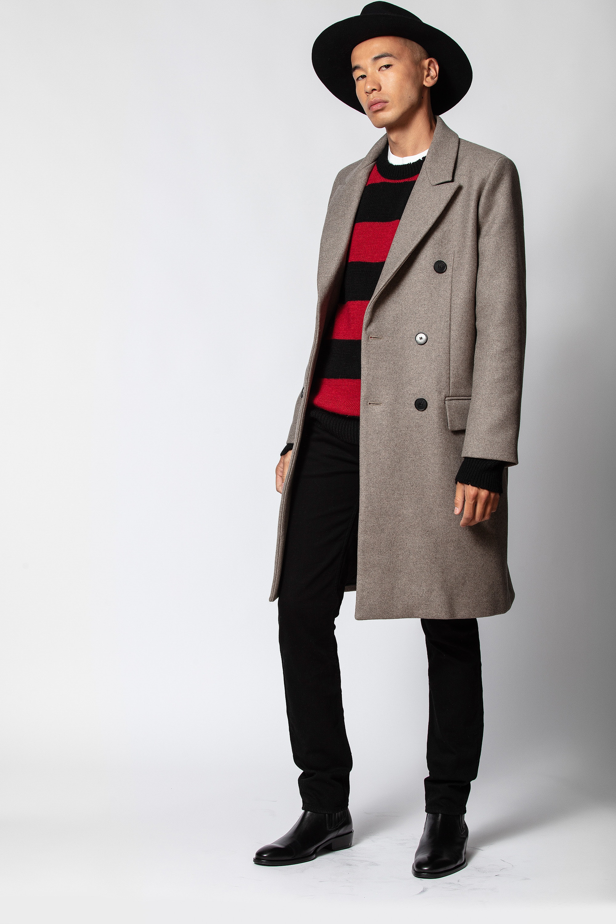 Manteau Mika Wool