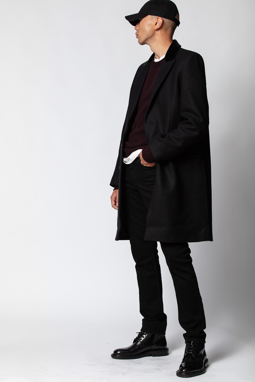 Mantel Mendel Velvet