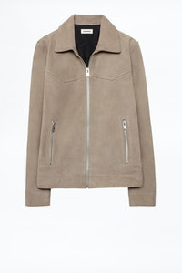 Linki Suede Jacket