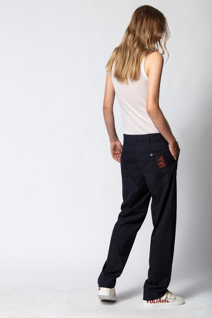 Peter Carreaux Pants