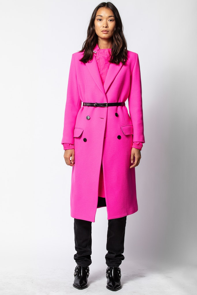 Kakil Nylon Coat