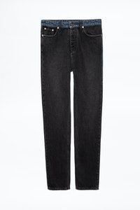 Dug Grey Show Jeans