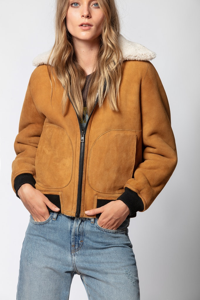 Lotta Shearling Jacket