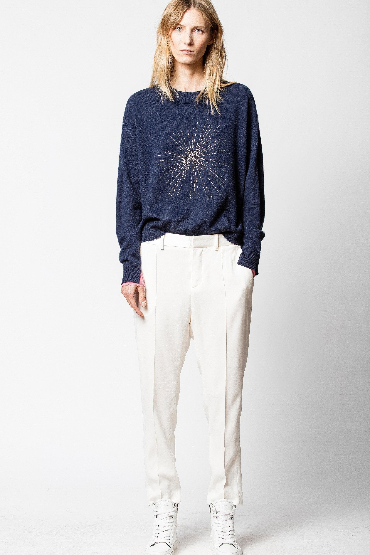 Gaby Solar Cachemire Sweater