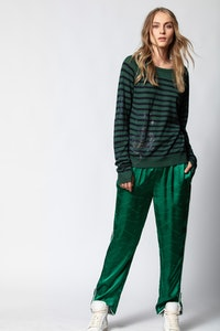 Reglis Cachemire Multistrass Sweater