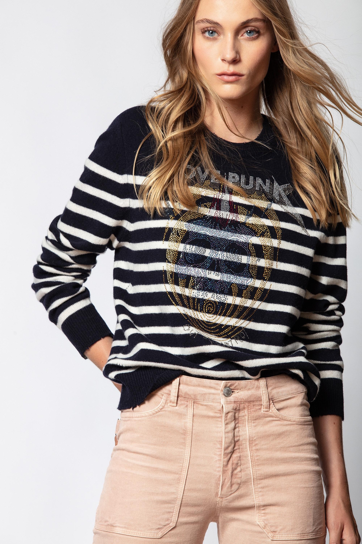 Jeremia MW Punk Sweater