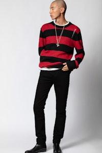 Bensi Stripes Sweater