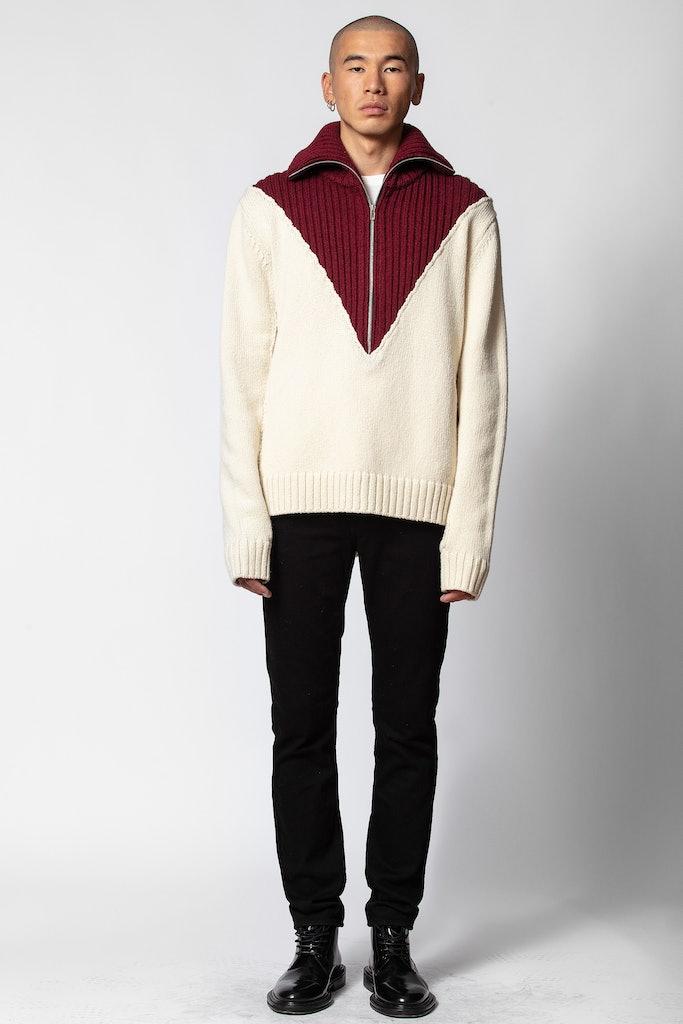 Francky Wony Sweater