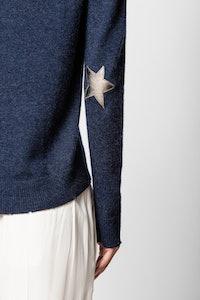 Pullover Cici Kaschmir Patch