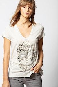 Camiseta Tiny Canetille Skull