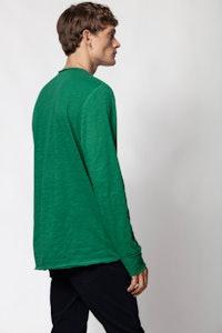T-Shirt Monastir Geflammt