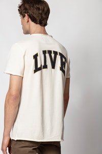 T-Shirt Monastir Live