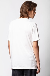 Camiseta Tobias Skull