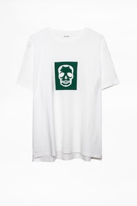 Tobias Skull T-shirt