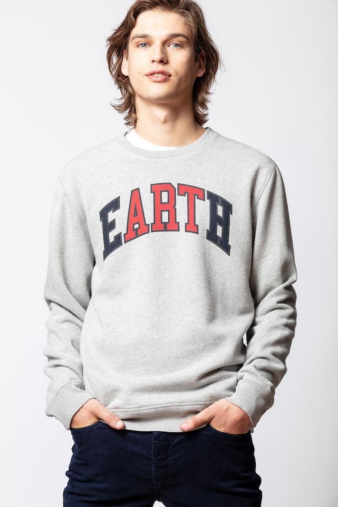 Sweatshirt Seuil Earth