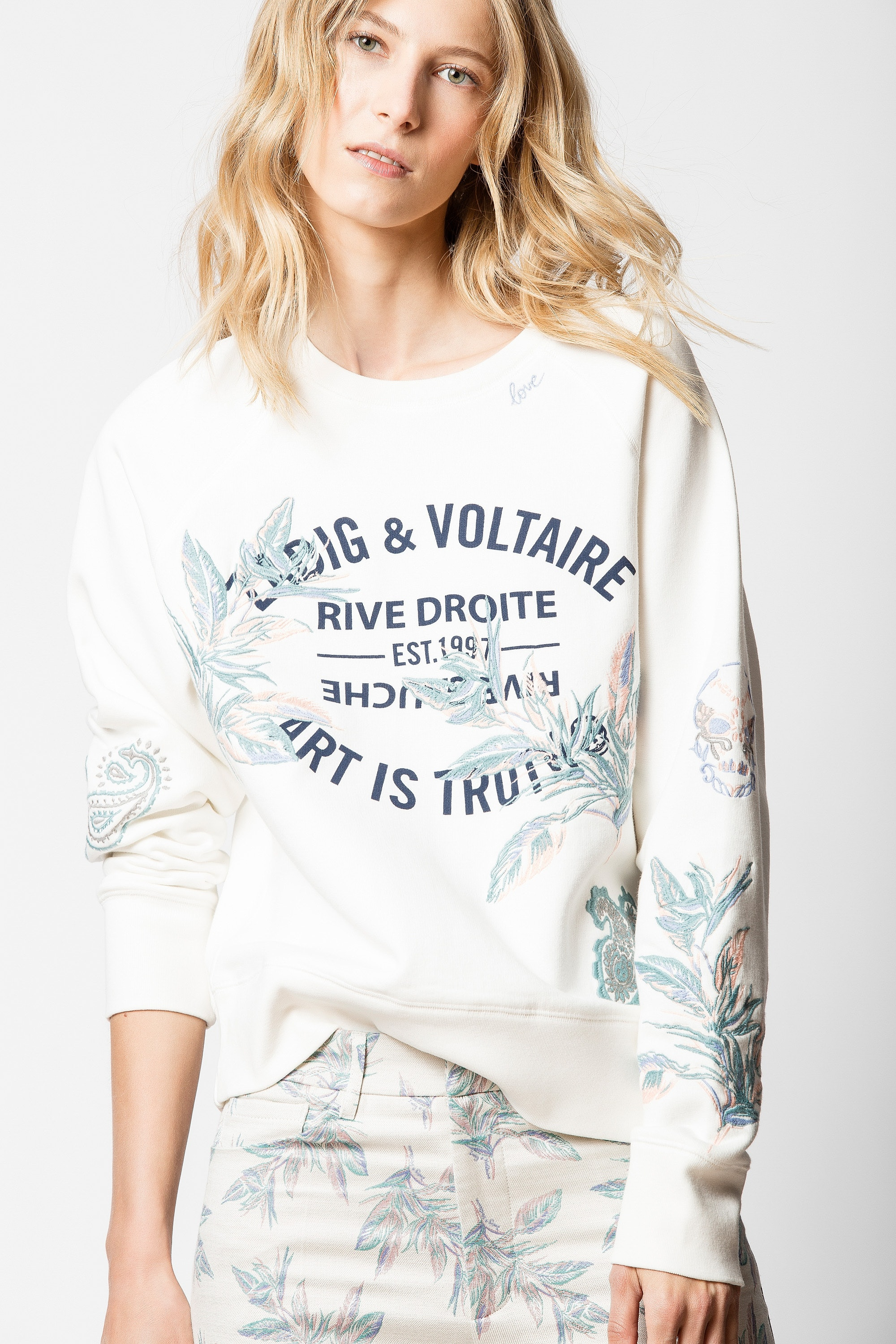 Upper Brode Sweatshirt