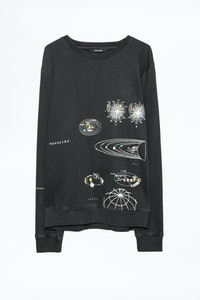 Sweatshirt Seuilo World System