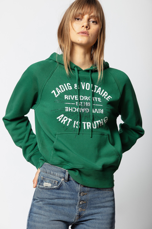 Sweatshirt Clipper Blason