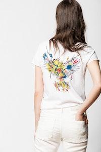 Eagle Tunisien Collar T-shirt
