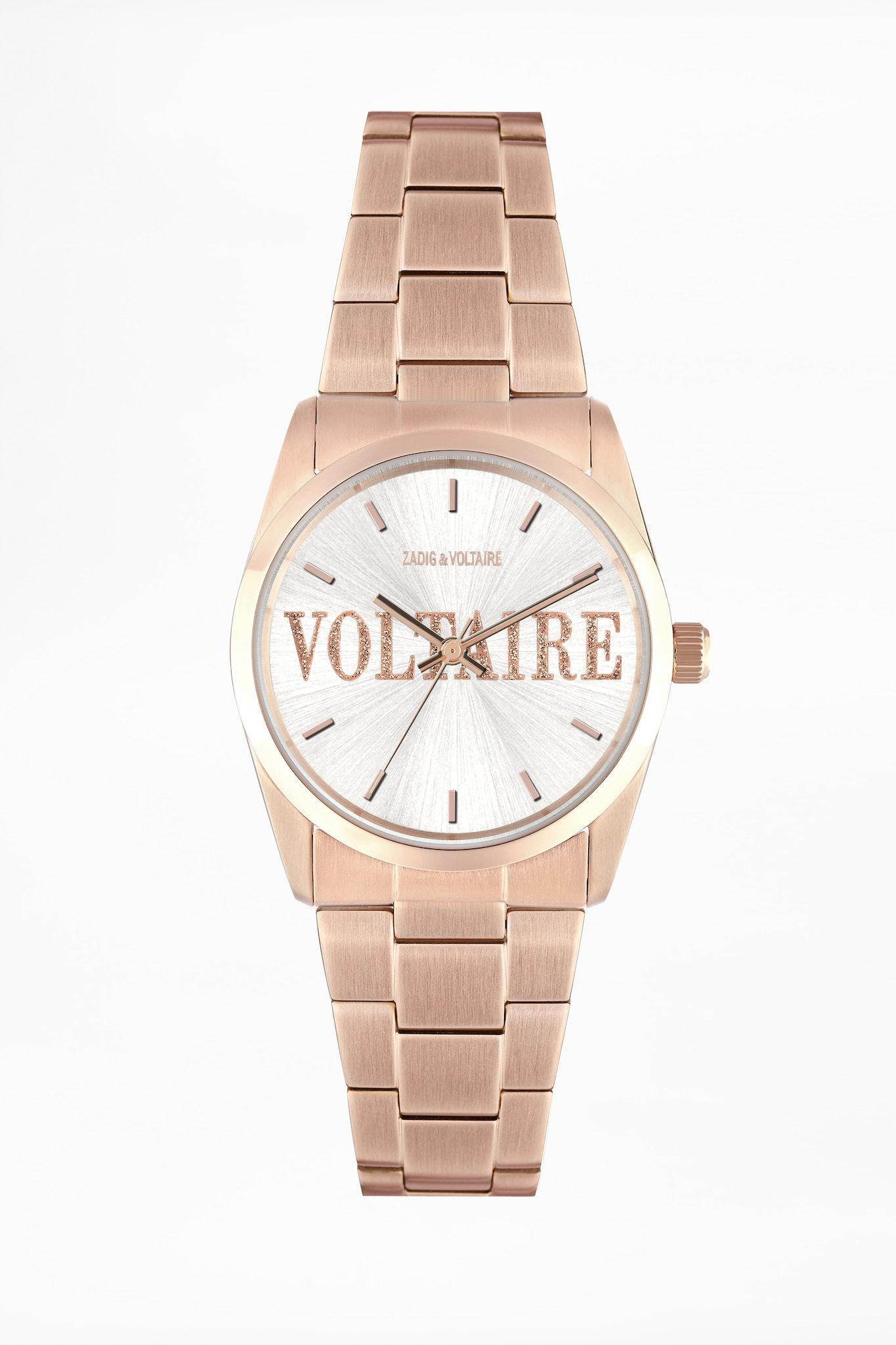 Timeless Voltaire Glitter Watch