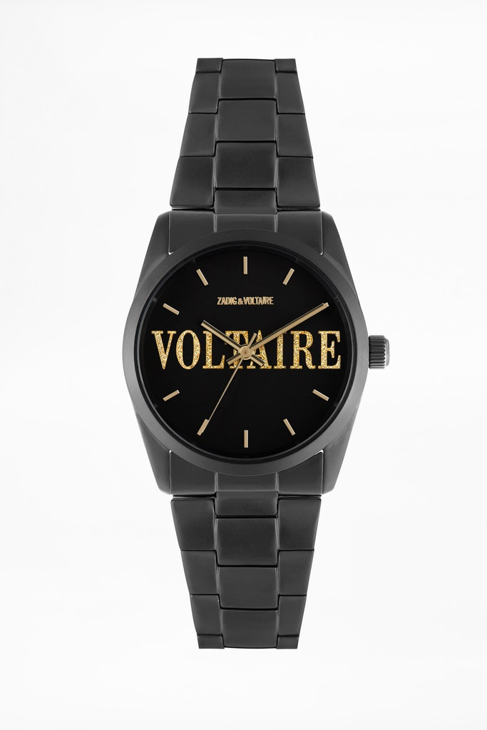 Timeless Voltaire Glitter Watch