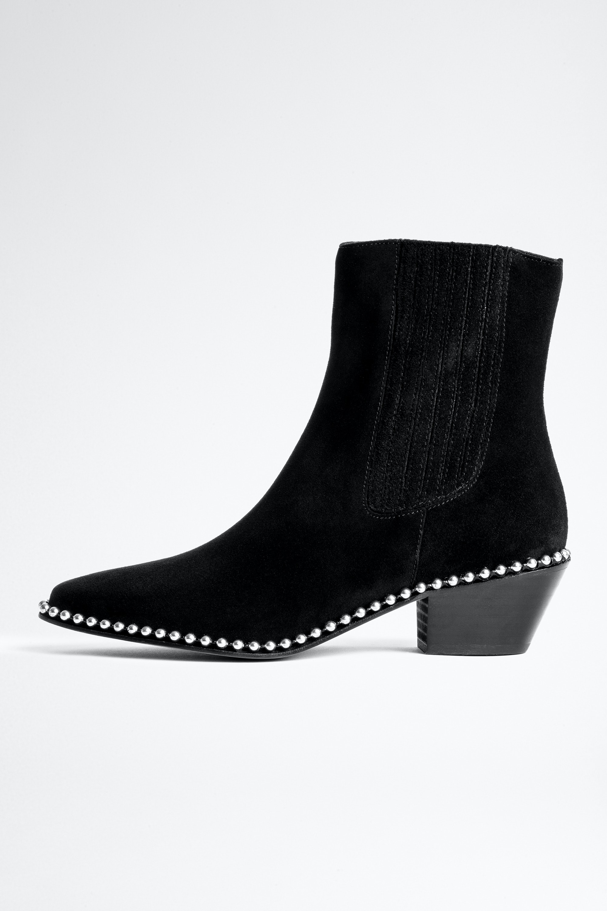 Bottines Tyler Suede Studs