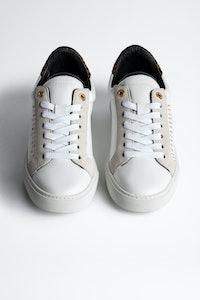 Sneakers ZV1747 Flocked Suede