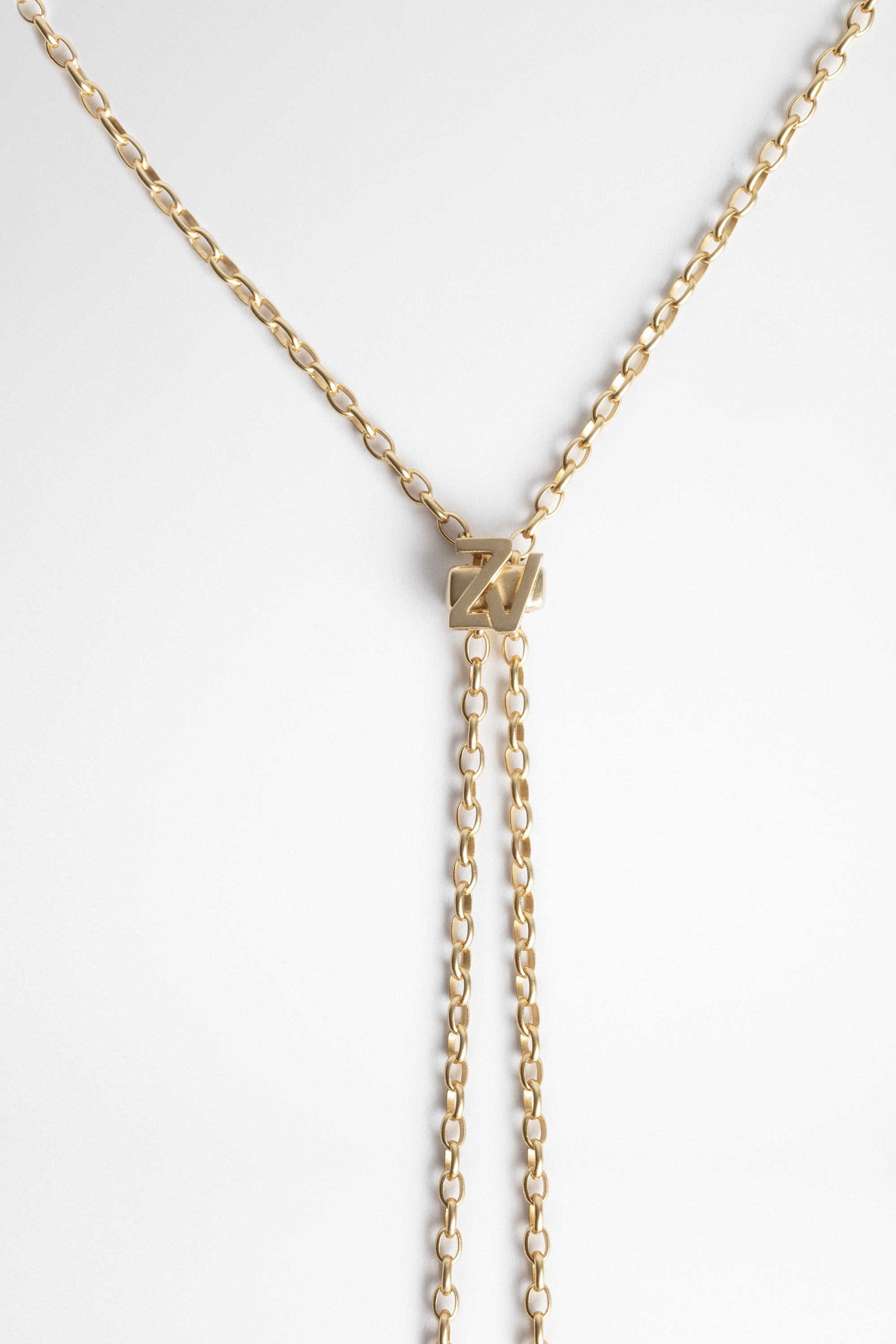ZV Initiale necklace