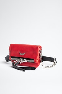 Rock Nano Zip Clutch